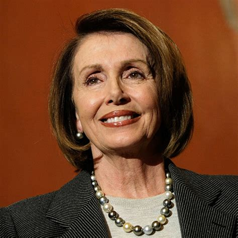nancy pelosi age career congress biography