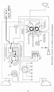 Wiring Diagrams Of 1921 Buick Model 6