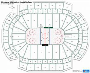 Minnesota Wild Seating Charts At Xcel Energy Center