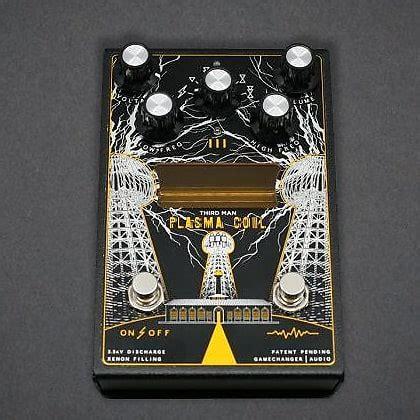 man records gamechanger audio plasma black coil