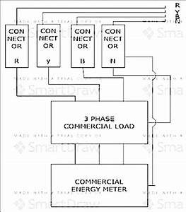 Line Diagram Of Commercial Wiring D  Control Circuit