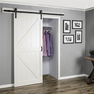 Affordable premade barn doors my decor home decor ideas for Best place to buy barn doors