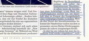 Rechnet Sich Eine Solaranlage : photovoltaik vs thermische solaranlage seite 2 photovoltaikforum ~ Markanthonyermac.com Haus und Dekorationen