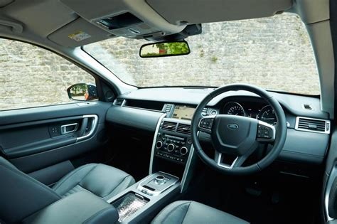 Car Upholstery Company by Land Rover Discovery Sport Ingenium 2 0 Review Pictures