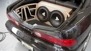 Acura Integra  U2013 Sound Waves