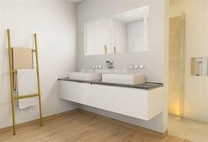 Badezimmer Design Badgestaltung : badgestaltung hochwertig puristisch bad ~ Orissabook.com Haus und Dekorationen