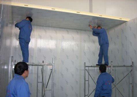 panneau isotherme pour chambre froide commerciale chambre froide prix pour stockage chambre