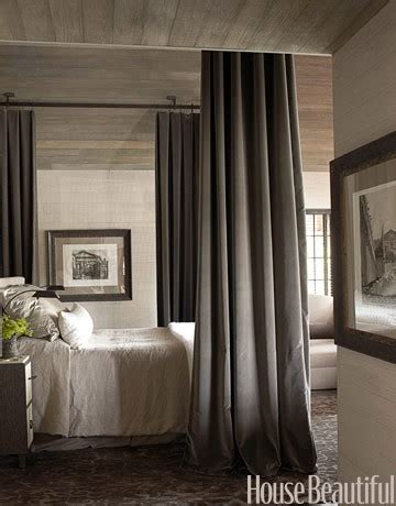 Blackout Canopy Bed Curtains by Cortinas Que Rozan El Suelo 191 Horror O Ministry Of