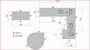 Dimension Plan De Travail : dimension plan de travail cuisine inspirational dimensions ~ Melissatoandfro.com Idées de Décoration