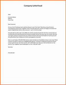 5 company introduction letter to new customer company With introduction letter to clients template