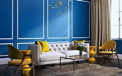 Interior Furniture Sofa Background 4k Wall Wallpapers