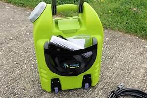 Nettoyeur Haute Pression Portable : essai nettoyeur haute pression aqua2go pro portable ~ Dailycaller-alerts.com Idées de Décoration