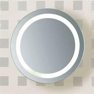 Led Spiegel Rund : spiegel mit beleuchtung rund ~ Whattoseeinmadrid.com Haus und Dekorationen