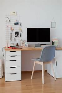 Schreibtisch Klappbar Wand : diy wand organizer f r mehr ordnung am schreibtisch ~ Watch28wear.com Haus und Dekorationen