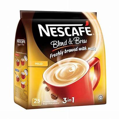 Nescafe Mild Coffee Brew Blend 3in1 500g