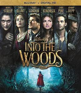 Into the Woods DVD Release Date March 24, 2015