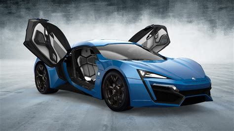 motors lykan hypersport prices  uae gulf specs
