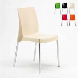 Chaise Grand Soleil : chaises design moderne notre s lection ~ Teatrodelosmanantiales.com Idées de Décoration