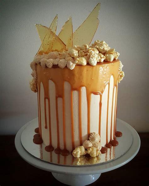 cake images caramel birthday cake