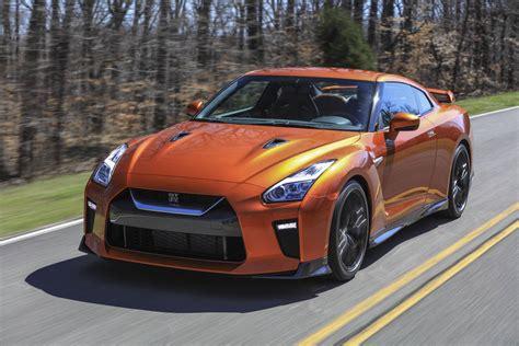 Nissan Gtr :  2017 Nissan Gt-r