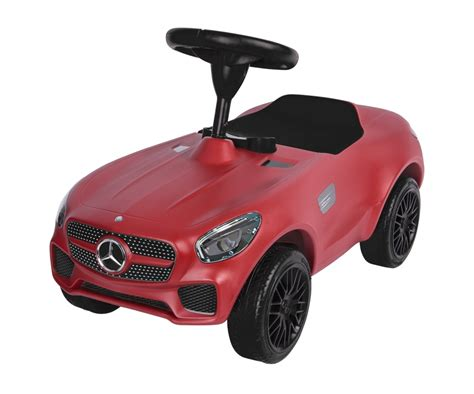 bobby car mercedes amg bobby amg gt rot automobile big bobby car produkte