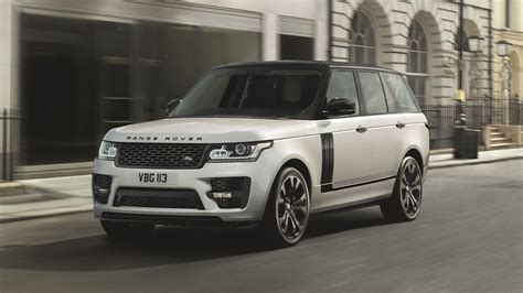 Land Rover Range Rover Picture by 2017 Land Rover Range Rover Svo Design Pack Pictures