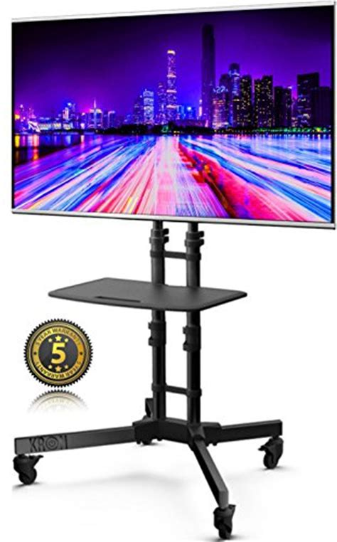 piedistallo per tv supporto tv staffa tv ts122 per lcd led plasma 32 quot 65