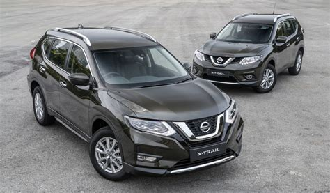 Nissan X Trail 2019 by Galeri Nissan X Trail Facelift 2019 Vs Yang Lama
