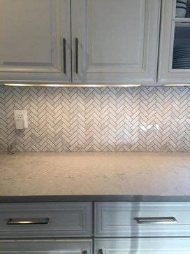 caesarstone noble grey counters  white