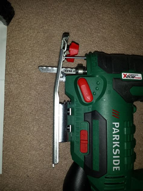 lidl parkside cordless  jigsaw disaster diynot forums