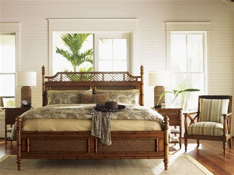 Stunning Tropical Bedroom Furniture That Affordable In