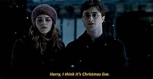 christmas harry potter gif | Tumblr
