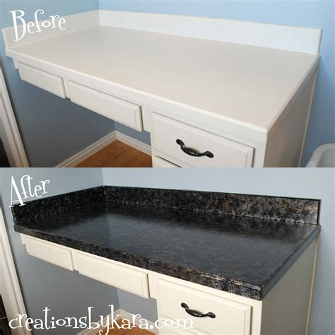 budget kitchen makeover diy faux marble countertops diy faux granite countertops with giani