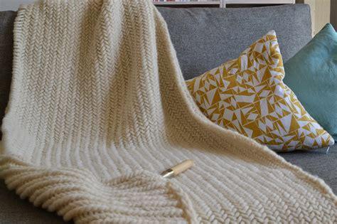 decke stricken oder häkeln jurinde macht was anleitung decke stricken
