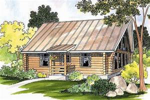 Lodge Style House Plans - Clarkridge 30-267