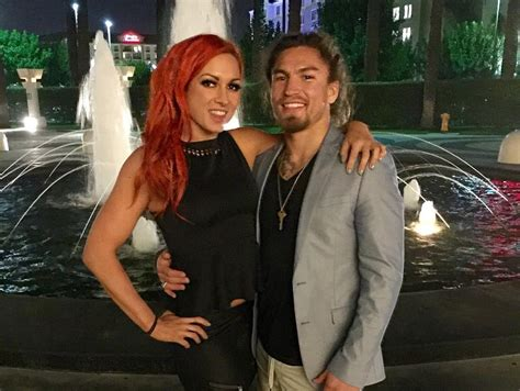becky lynch family husband real  age height