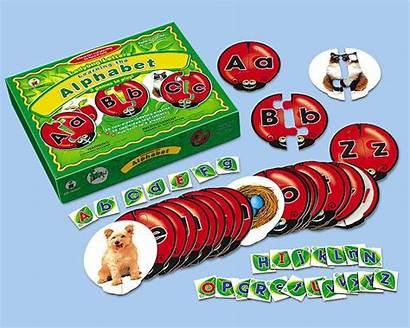 Lakeshore Letter Ladybug Games Learning Letters Alphabet