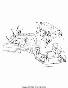 Troy Bilt 17bf2acp011 Mustang Xp  2009  Parts Diagram For Electrical