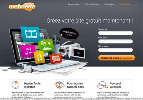 5 applications en ligne pour cr 233 er un site web professionnel zdnet