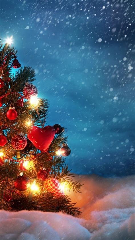 Tree Lights Iphone Wallpaper by Tree Iphone 6 Wallpaper 22856 Holidays Iphone