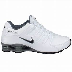 Nike Shox Herren Auf Rechnung : nike shox nz eu herren schuhe sneakers turnschuhe freizeitschuhe wei grau ebay ~ Themetempest.com Abrechnung