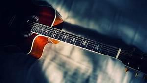 Acoustic Guitar Wallpaper - Wallpaper, High Definition ...