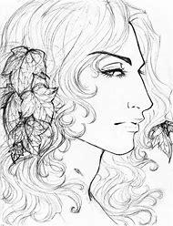 Apollo Greek God Drawing