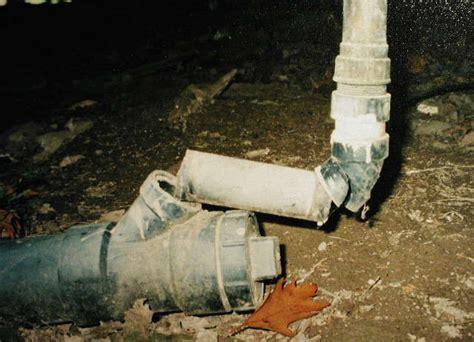 professional sewage backup services