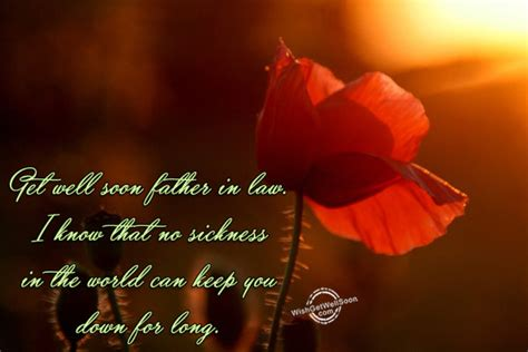 Get Well Soon Wishes For Father In Law Pictures, Images