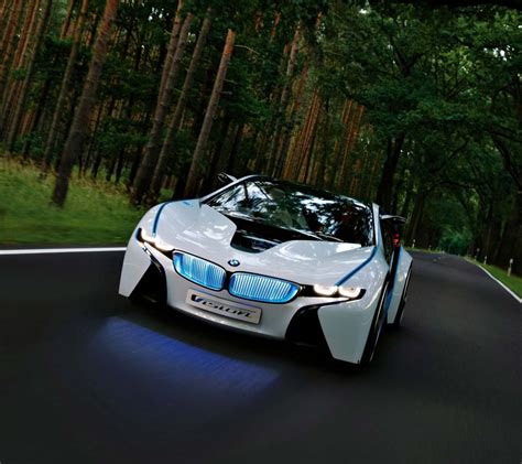 Car Bmw Vision Wallpaper 1280x1440