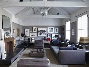 Grau Blau Wandfarbe : excellent idea wandfarbe grau wohnzimmer graue k che welche farbe blau couch home design ~ Indierocktalk.com Haus und Dekorationen