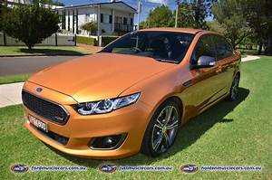 2016 Ford Fgx Xr8 Supercharged Manual