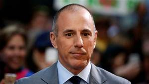 The Ghost of Matt Lauer on the 'Today' Show - The Atlantic