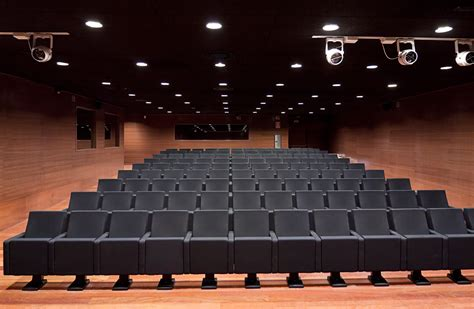Auditorium Seating From Actiu